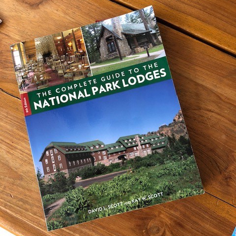 lodge book