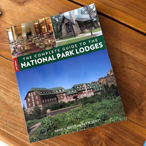 lodge book