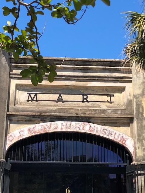 slave mart museum