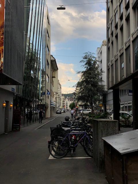 luzern street